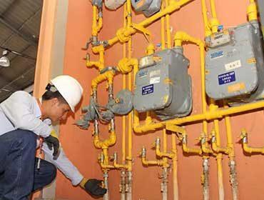 Instalaciones para Gas